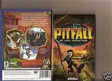 PITFALL LOST EXPEDITION PLAYSTATION PS2 RETRO PS 2 RARE