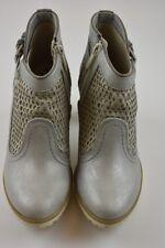 Mustang 1214-508 Damen  Stiefeletten Silber Synthetik