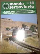 Mondo Ferroviario 14 1987 Locomotive Diesel D 341