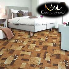 pas cher & Qualité Tapis feltback AMALIA chambre largeur 3m 4m grand tapis