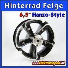 "Onderdelen elektrische Scooters 6.5"" Rear alloy rim - Hanzo Style"