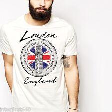 London T-shirt, England, British, Europe, Vacation, UK, S-2XL Hoodie, Tank Top