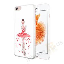 Ballerina Hard Case Cover Per Vari Telefoni Cellulari immagine 29
