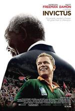 "INVICTUS - Movie Poster (7""x10"")"