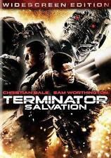 TERMINATOR SALVATION/Christian Bale/DVD/BUY ANY 4 ITEMS SHIP FREE