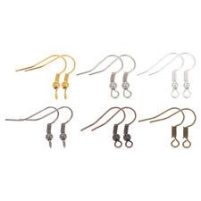 Loss promotion 100pcs/lot Earring Hooks Findings Earrings Clasps Hooks Fittin...