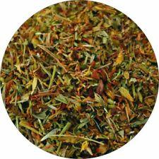Hypericum perforatum L. St John's wort flower and leaf dried  tea herb