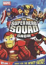 The Super Hero Squad Show, Vol. 1 DVD