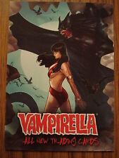 VAMPIRELLA ALL NEW TRADING CARDS: SAN DIEGO COMIC CON PROMO CARD