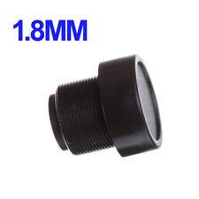 5Pcs 1.8mm CCTV Lens Camera IR Board Wide Angle 170 Degree