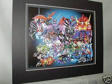 The New Wreckers Transformer Art Exhibit