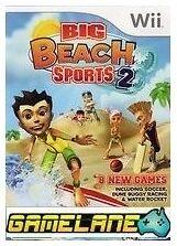 Big Beach Sports 2 (Nintendo Wii, 2010) - European Version