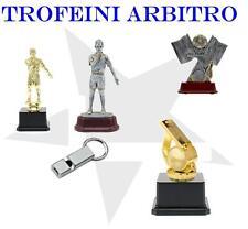Trofeini arbitro COPPE PREMI PREMIAZIONE SPORTIVA