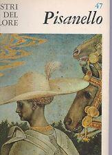 pisanello - i maestri del colore - Fabbri editore -