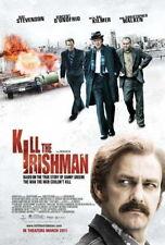 66421 Kill the Irishman Movie Ray Stevenson Wall Print Poster CA