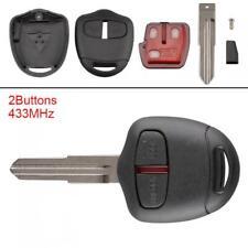 Flip Remote Car Key Fob Fits MITSUBISHI Triton Pajero Outlander ASX Lancer MIT8