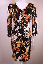 Antonio Melani New Simmons Printed Scuba Sheath Dress Size 2 4 6 8 10 12 NWT