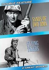 Sands of Iwo Jima/Flying Tigers (DVD, 2007)