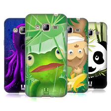 HEAD CASE DESIGNS TOON ANIMALS SOFT GEL CASE FOR SAMSUNG PHONES 3