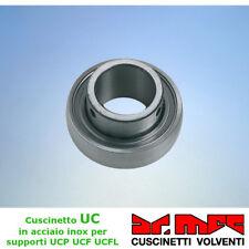 Cuscinetto autoallineante in acciaio inox per supporti tipo UCP - UCF - UCFL