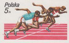 POLAND 1986 **MNH Postcard Cp#928 50 years - KONRADIA Sports Club - Gdańsk