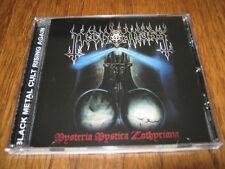 "NECROMASS ""Mysteria Mystica.."" CD  necromantia forgotten tomb"
