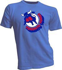TORONTO TOROS Defunct Old Time WHA Hockey Retro Blue T-SHIRT NEW Tee Size s-4xl