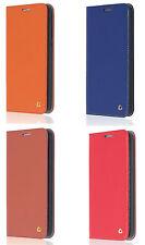 OCCA Giacca COLLEZIONE vera pelle Folio per Samsung Galaxy S7