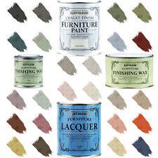 Rust-Oleum Craie Crayeux Meuble Peinture Wax Laque 125ml-750ml RETOURS GRATUITS