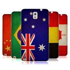 HEAD CASE DESIGNS VINTAGE FLAGS SOFT GEL CASE FOR SAMSUNG PHONES 2