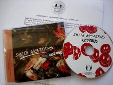 SMITH WESTERNS - WEEKEND - VERY RARE PROMO CD & PR