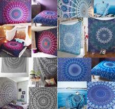 Indische Mandala Tapisserie Bettwäsche Bettdecke Hippie Wandbehang Twin Throw
