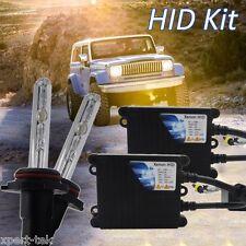 HID Bi Xenon Light Conversion KIT Hi/Lo H1 H3 H4 H7 H9 H13 9006 9005 880 5202