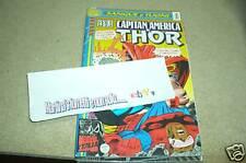 Capitan America e Thor n.13 ed.Marvel Italia