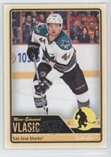 2012-13 O-Pee-Chee #369 Marc-Edouard Vlasic San Jose Sharks Hockey Card
