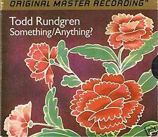 Rundgren, todd something/Anything? double Gold MFSL CD