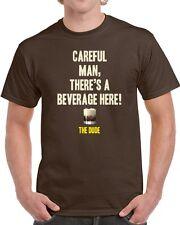 The Dude Quote White Russian The Big Lebowski Parody Fan T Shirt