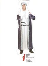 EMIRO arabo costume CARNEVALE uomo adulto USATO ottime condizioni tg.L -PEGASUS