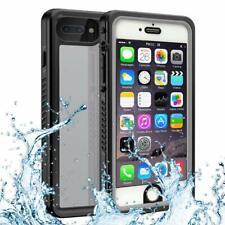 For iPhone 7 8 Plus Underwater Dirtproof Waterproof Clear Shockproof Case Cover