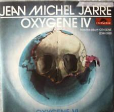 "7"" Jean Michael Jarre: OXYGENE IV + vi // MINT -? \ \"