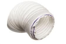"Flexible Fan Ducting 4"" 5"" 6"" Duct Pipe Hose Tumble Dryer 1metre 3 metre 6 metre"