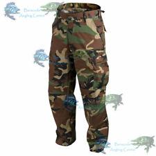 Helikon Tex BDU US Woodland Hose PolyCotton Ripstop Army Uniform Trouser Pants