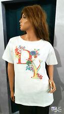 Denny Rose t-shirt stampata art. 912DD60025 collezione estate 2019