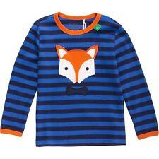 Green Cotton Freds World T-Shirt Langarmshirt Fuchs Fox 68 74 80 86 92 98