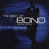 The Best of Bond James Bond - Various Artists (2002) FREEPOST 724354055423