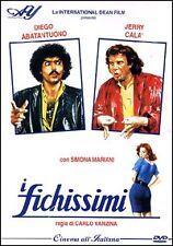I FICHISSIMI - DIEGO ABATANTUONO  JERRY CALA' - DVD