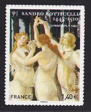 FRANCE AUTOADHESIF N°  509 ** MNH neuf sans charnière, Sandro Botticelli, TB