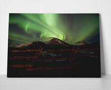 Aurora Borealis Poster or Canvas