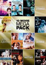 10 Movie Mega Pack - Untamed Love, Another Womans Husband (DVD, 10-film) - D0409