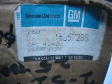HOLDEN MONARO GTS 350 HQ MUNCIE 4 SPEED CLUSTER GEAR 2.52 NEW GM NOS HOLDEN